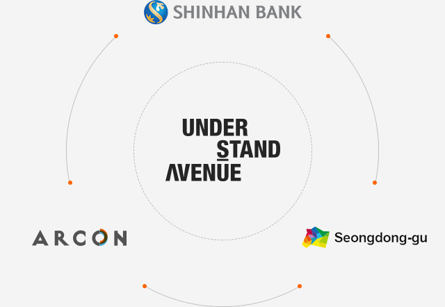 UNDER STAND AVENUE, Lotte Duty Free shares, ARCON, Seongdong